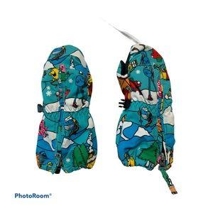 Quicksilver Ski Gloves